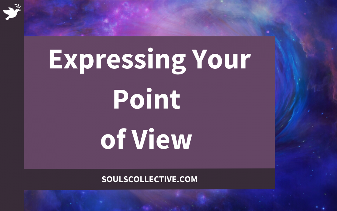 Expressing Your Point of View